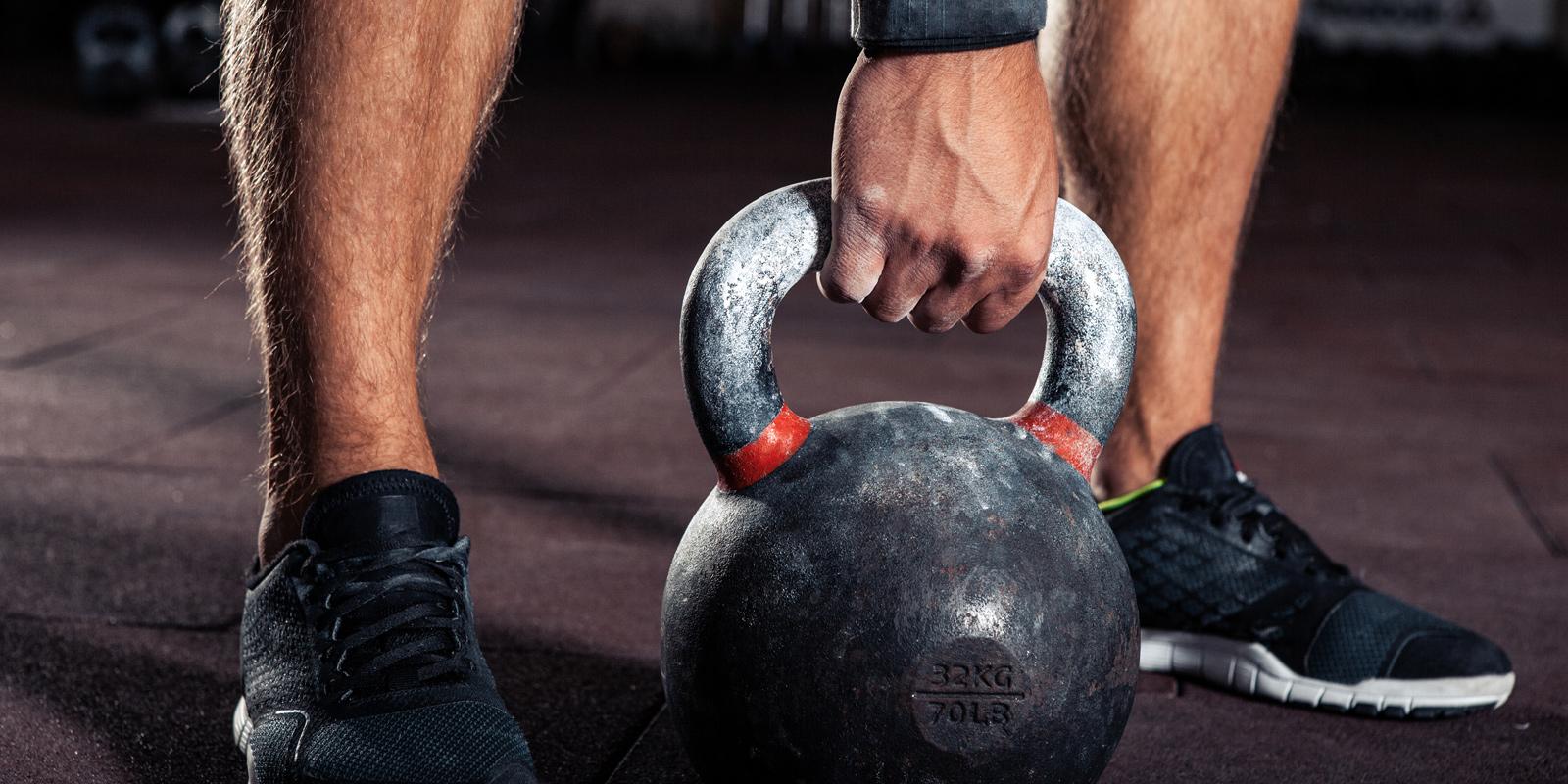 CrossFit ou Academia
