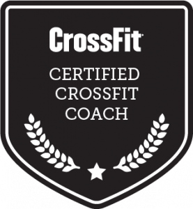certificação nível 4 crossfit