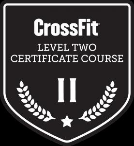 certificação nível 2 crossfit