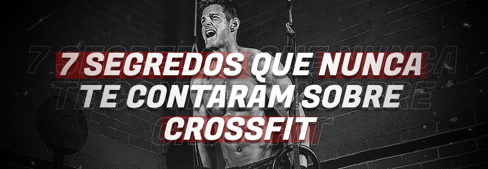7 segredos do crossfit